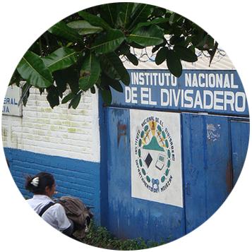 El Salvador Divisadero-kruh