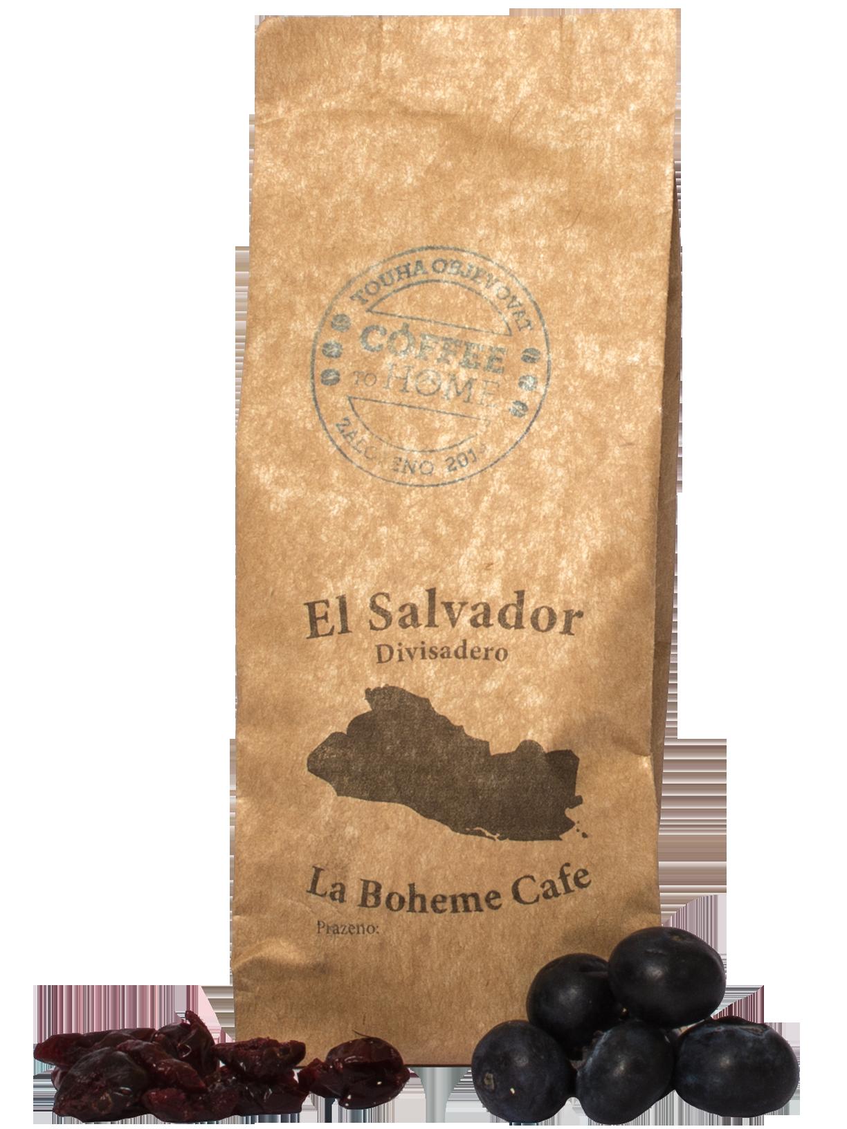 El Salvador Divisadero