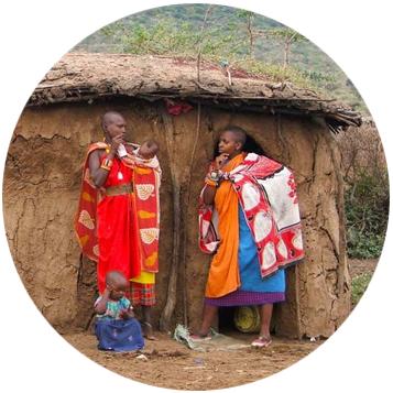 Keňa Kamviu - kruh