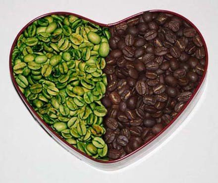 Zelená káva 2