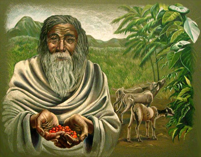 Etiopie kolébka kávy - Kaldi