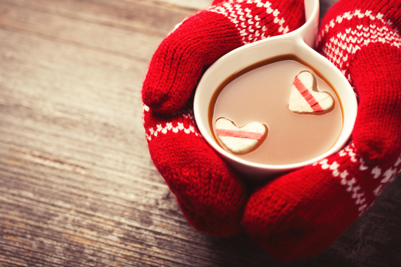 Vánoční kávové cukroví 2
