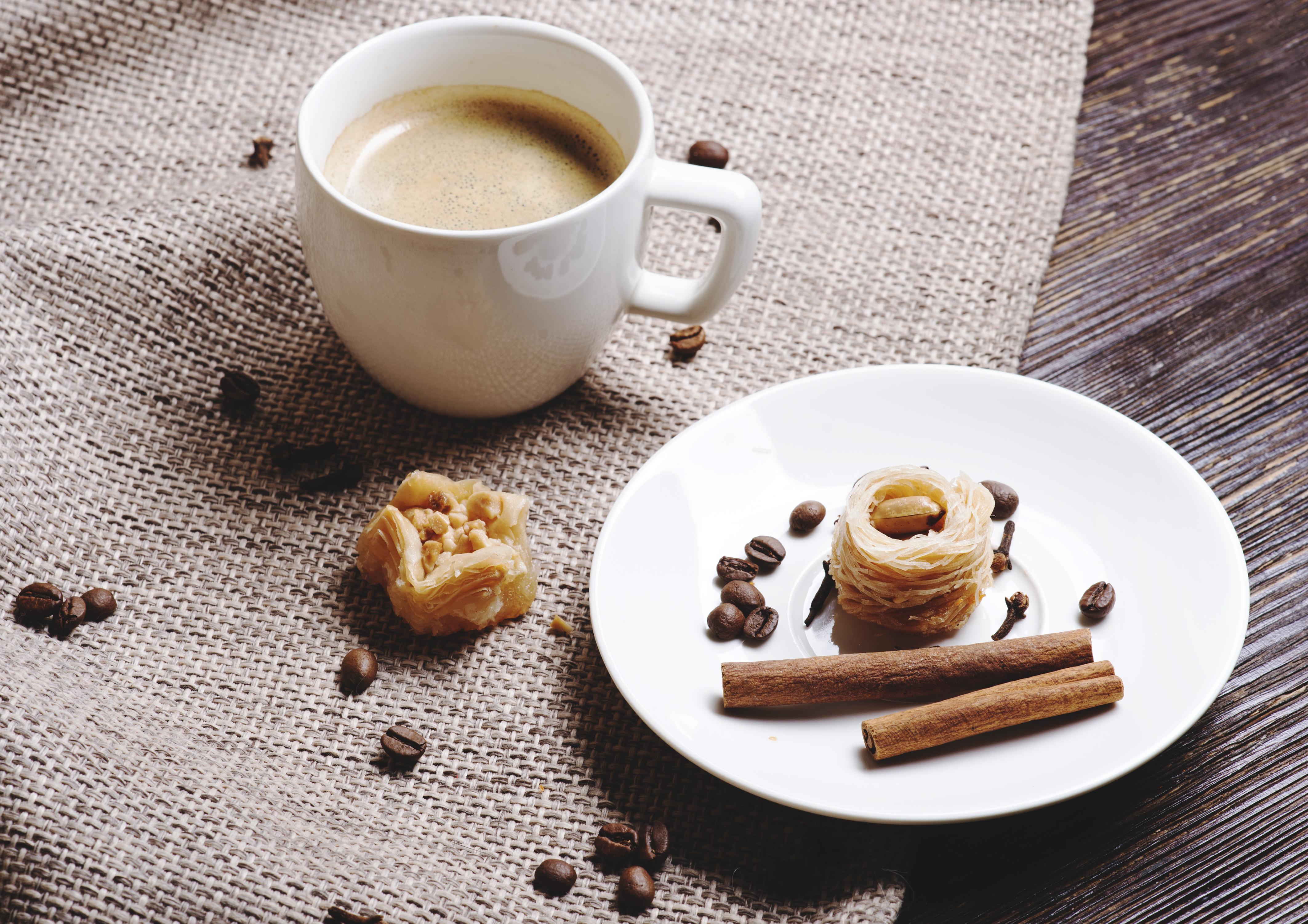 Vánoční kávové cukroví 4